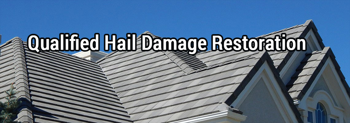Hail Damage Repair and Roofing