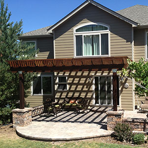 Pergola Repair and Installation
